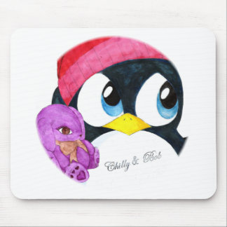 Chilly & Bob Mouse Pad