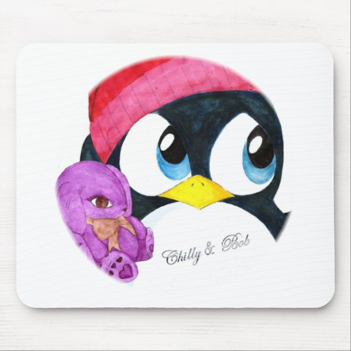 Chilly & Bob Mouse Mat