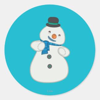 Chilly Classic Round Sticker