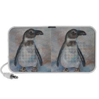 Chilly Little Penguin PC speakers