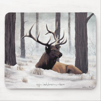 Chilly Mouse Pad