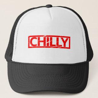 Chilly Stamp Trucker Hat