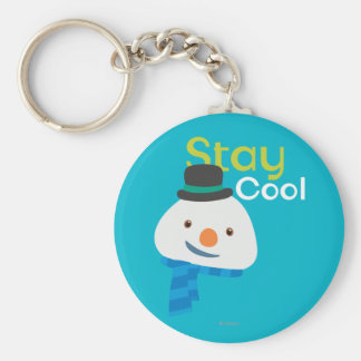 Chilly- Stay Cool 3 Key Ring