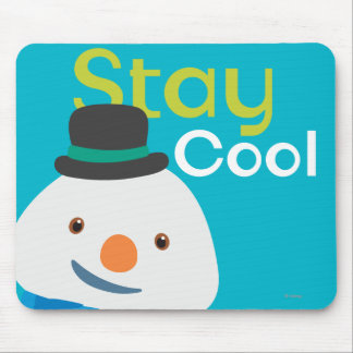 Chilly- Stay Cool 3 Mouse Mat