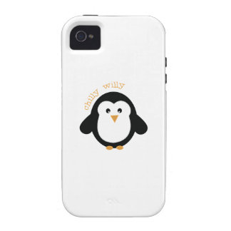 Chilly Willy Vibe iPhone 4 Case