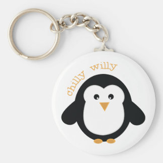 Chilly Willy Key Ring