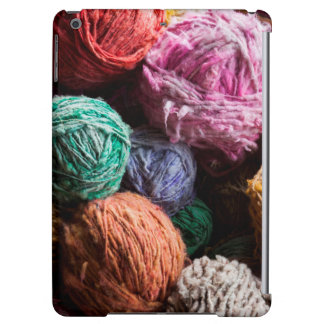 Chiloe wool yarn dyed with natural dyes