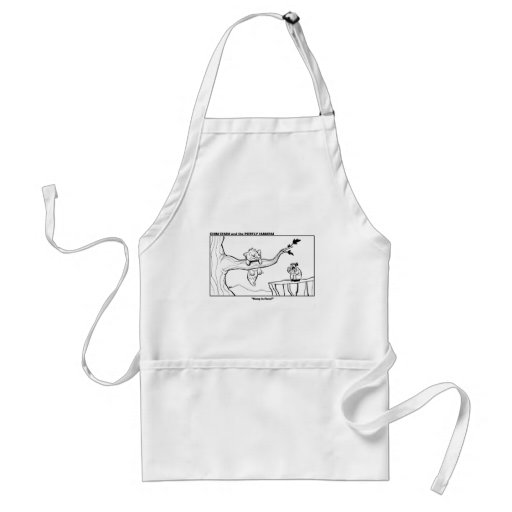 Chim Chum - Hang in There Apron