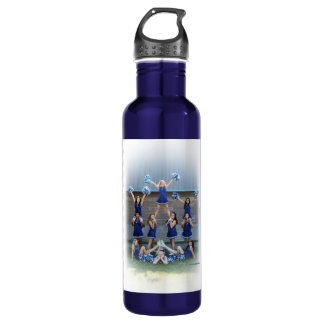 Chimacum Youth Cheer 2015 710 Ml Water Bottle