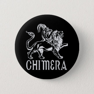 Chimera 6 Cm Round Badge