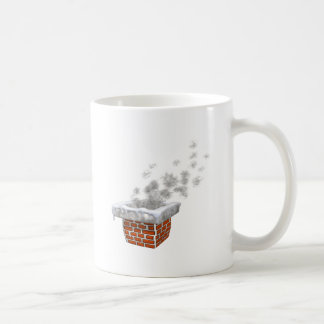 Chimney Basic White Mug