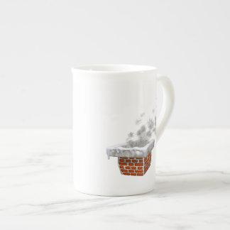 Chimney Bone China Mug