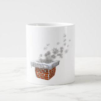 Chimney Jumbo Mug