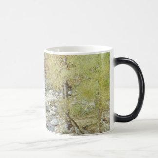 Chimney Rock creek Coffee Mugs