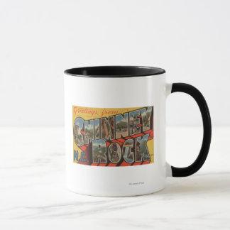 Chimney Rock, North Carolina Mug
