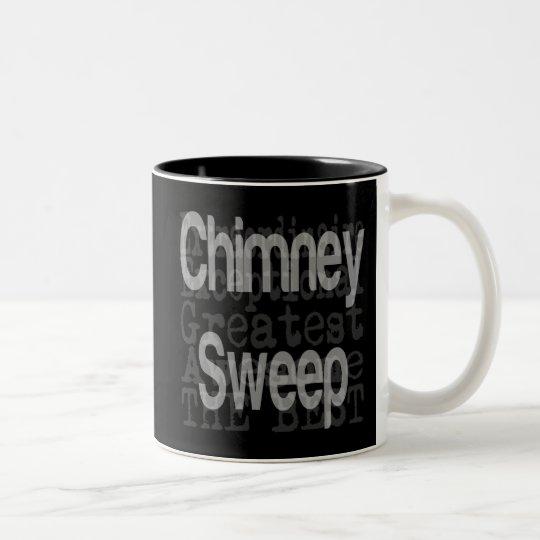 Chimney Sweep Extraordinaire Two-Tone Coffee Mug