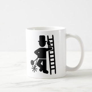 Chimney sweeper coffee mug