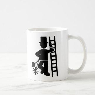 Chimney sweeper coffee mug