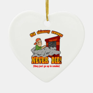 Chimney Sweeps Christmas Ornament