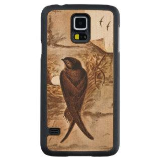 Chimney Swift Maple Galaxy S5 Case