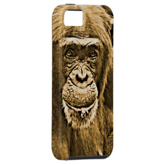 Chimp 216 iPhone 5 cases