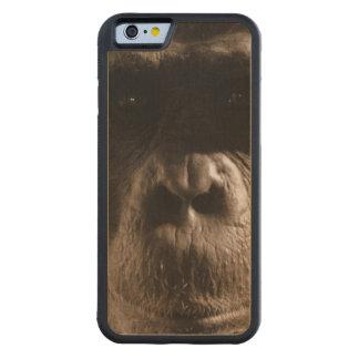 Chimp Carved® Maple iPhone 6 Bumper