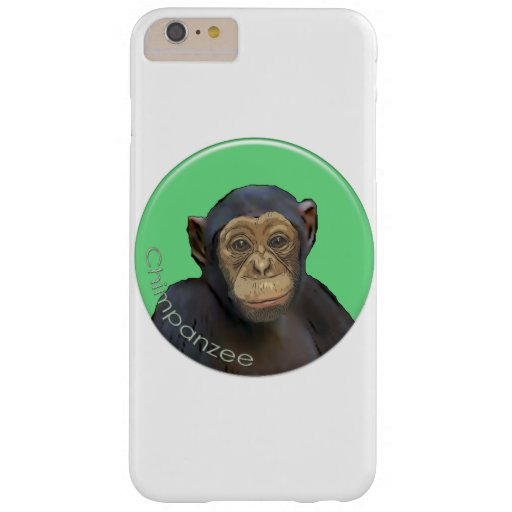 Chimp Barely There iPhone 6 Plus Case