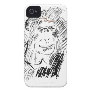 Chimp Case-Mate iPhone 4 Cases