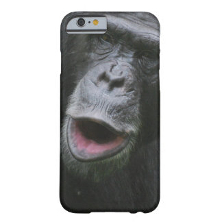 Chimp Chat Barely There iPhone 6 Case