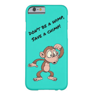 Chimp iPhone Case Barely There iPhone 6 Case