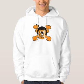 chimp monster hooded pullovers
