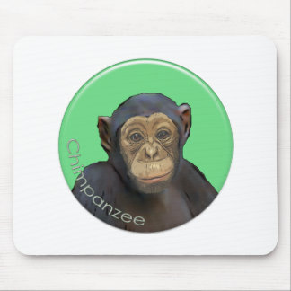 Chimp Mousepad