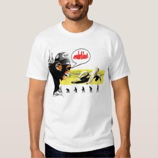 Chimp (MyPrymate) T Shirts