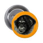 Chimp plain buttons