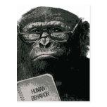 Chimp Reading