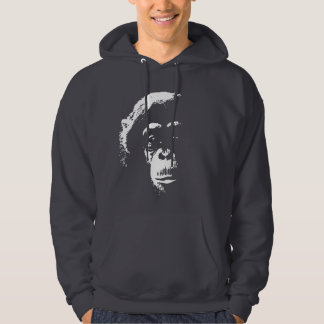 Chimp Shadows Hooded Pullovers