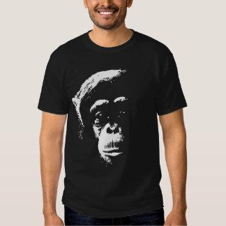 Chimp Shadows T-shirts