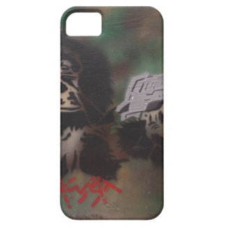 Chimp shooting iPhone 5 cases