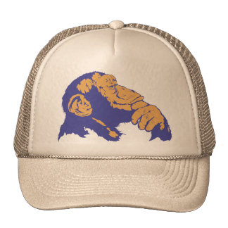 Chimp Thinking Cap
