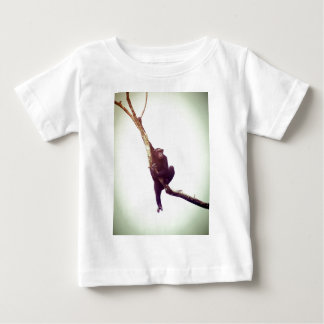 Chimpanzee in Tree Baby T-Shirt