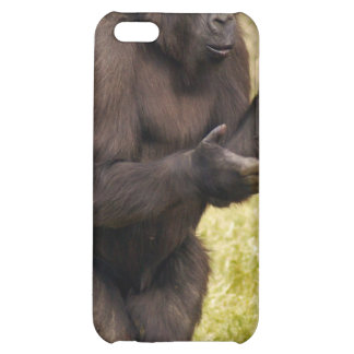 Chimpanzee iPhone Case Cover For iPhone 5C