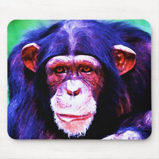 Chimpanzee Mouse Mat
