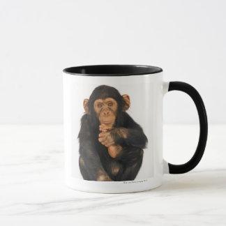 Chimpanzee (Pan troglodytes) Mug