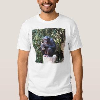 Chimpanzee Tee Shirts