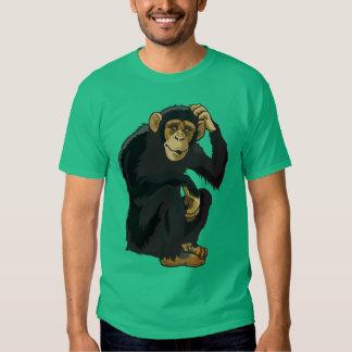 chimpanzee tshirts