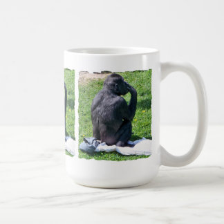 CHIMPANZEES COFFEE MUG