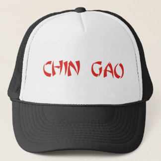 CHIN GAO TRUCKER HAT