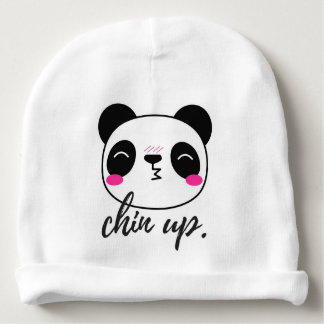 Chin Up Baby Beanie