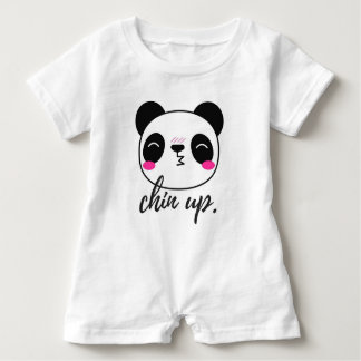 Chin Up Baby Bodysuit