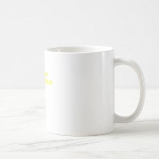 Chin Up Buttercup Coffee Mugs